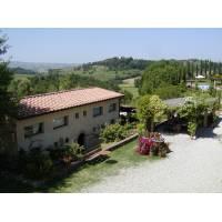 Familie, Toskana, Italien 3