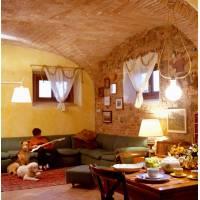 Familie, Toskana, Italien 4